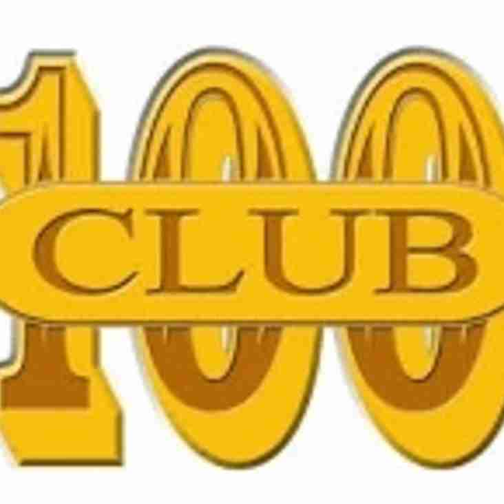 100 CLUB 2018 - OCTOBER