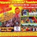 MELANOMA UK KNOCKOUT ROADSHOW