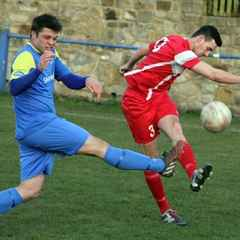 Barnoldswick Town 2 v Alsager Town 4