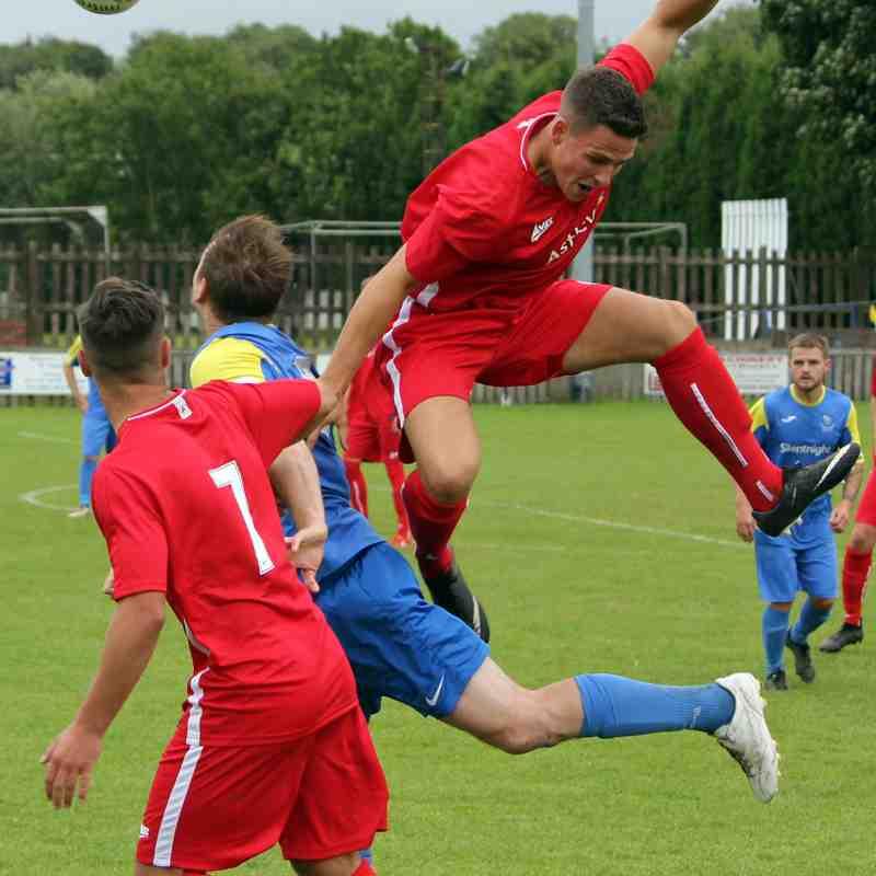 Dunston UTS FA Cup 2017