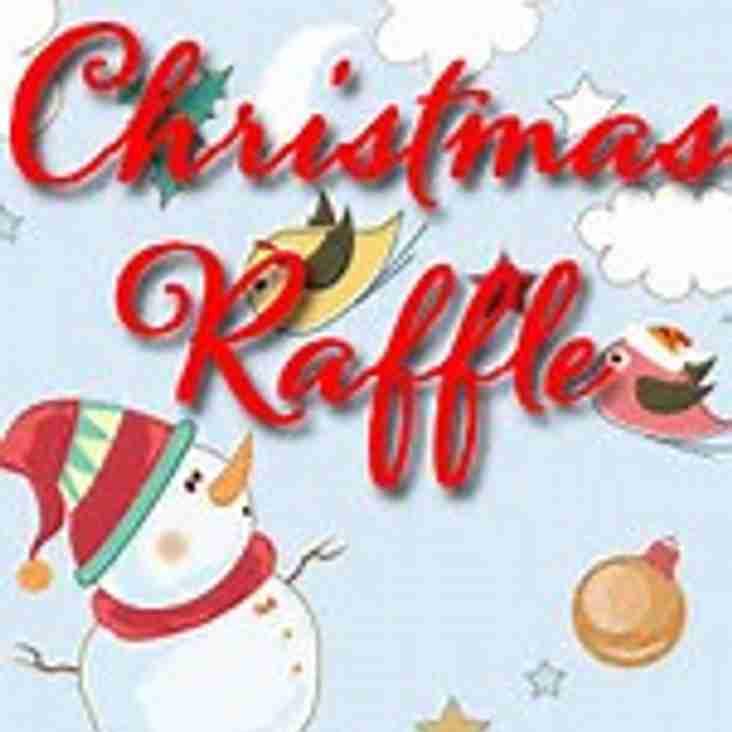 Christmas Raffle!!