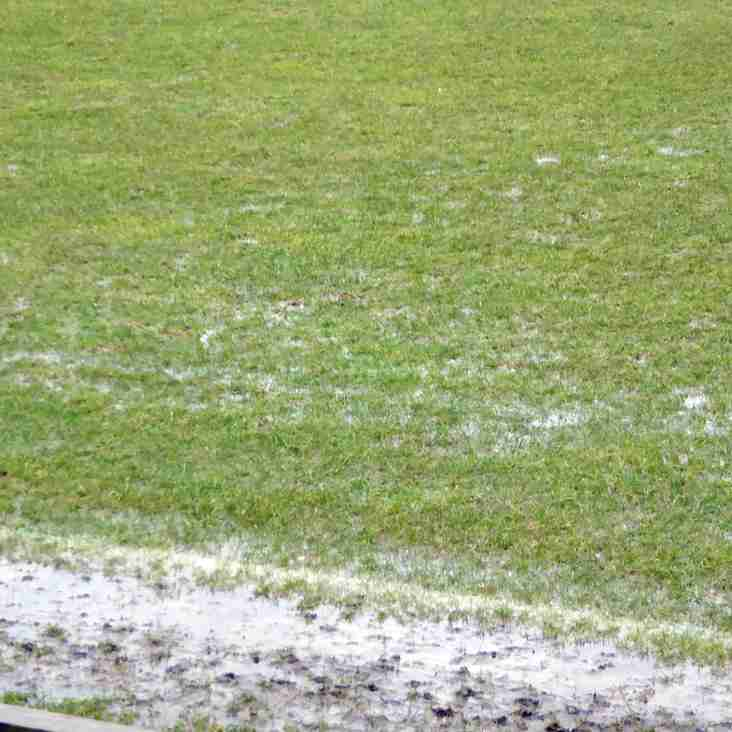 TODAY'S MATCH v WINSFORD UNITED IS OFF!!