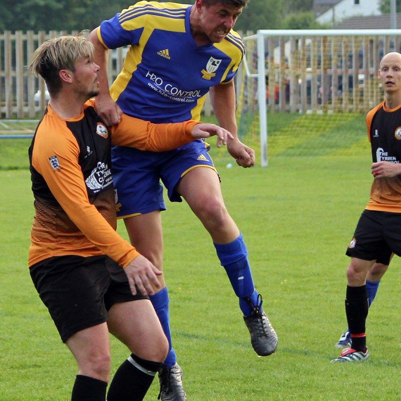 Barnoldswick Town (EL) 0 v Waddington 0