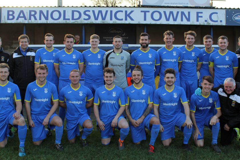 Congleton Town 0 - 0 Barnoldswick Town