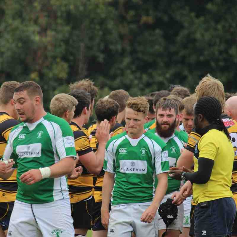 Lions V Hellingly 17/09/16