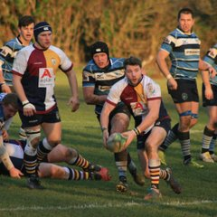 Blues vs Oxford Harlequins 3 Dec
