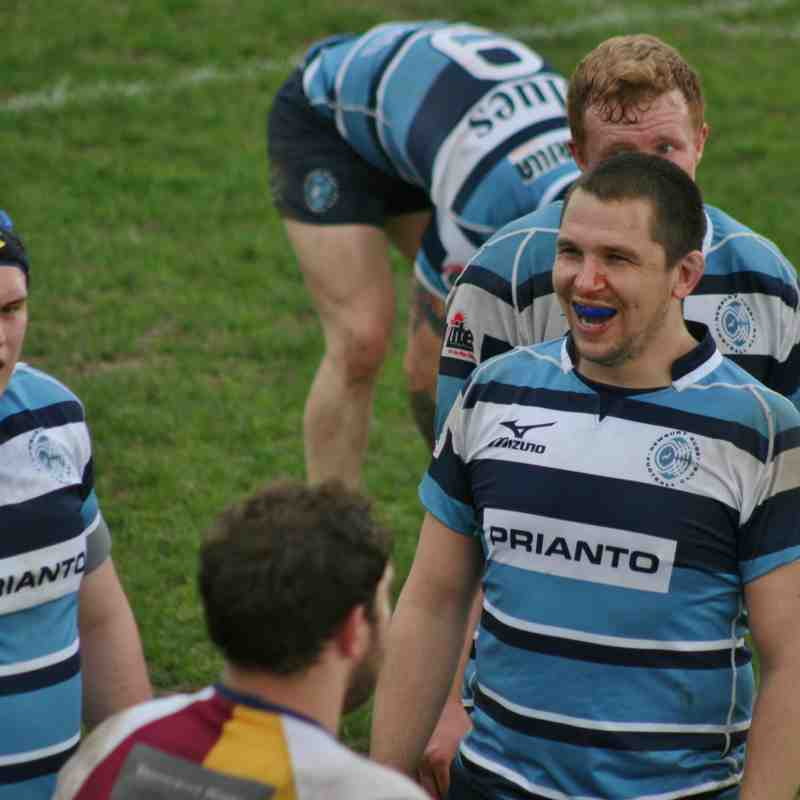Blues vs Oxford Harlequins 1 Apr 2017