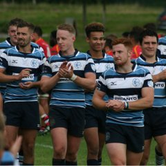 Blues vs Lydney 9 Sept 2017