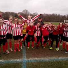 Big Away Win for U13s!