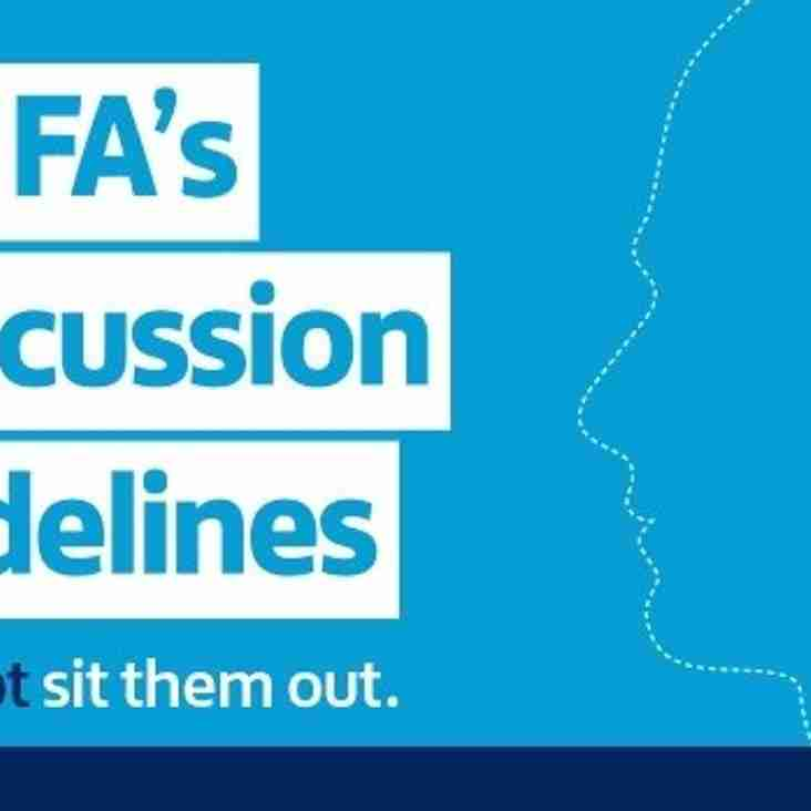 FA's Concussion Guidelines