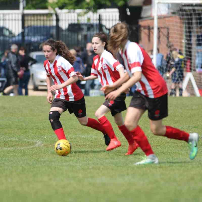 U14s v Bournemouth - Cup Final 2017