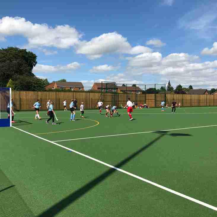 Darlington Hosts First Junior Hockey Tournament