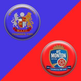 Monton lose at Wythenshawe