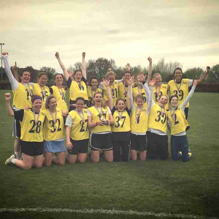 PUTNEY CROWNED WOMEN'S NATIONAL CLUB CHAMPIONS 2015
