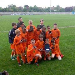 U12's Echo League 'A' Division Plate Final 2012/13