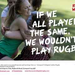 Liverpool Collegiate Ladies - Pitch Up and Play