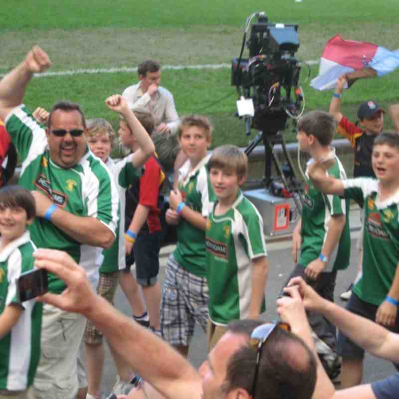 Twickenham Premiership Final 2012