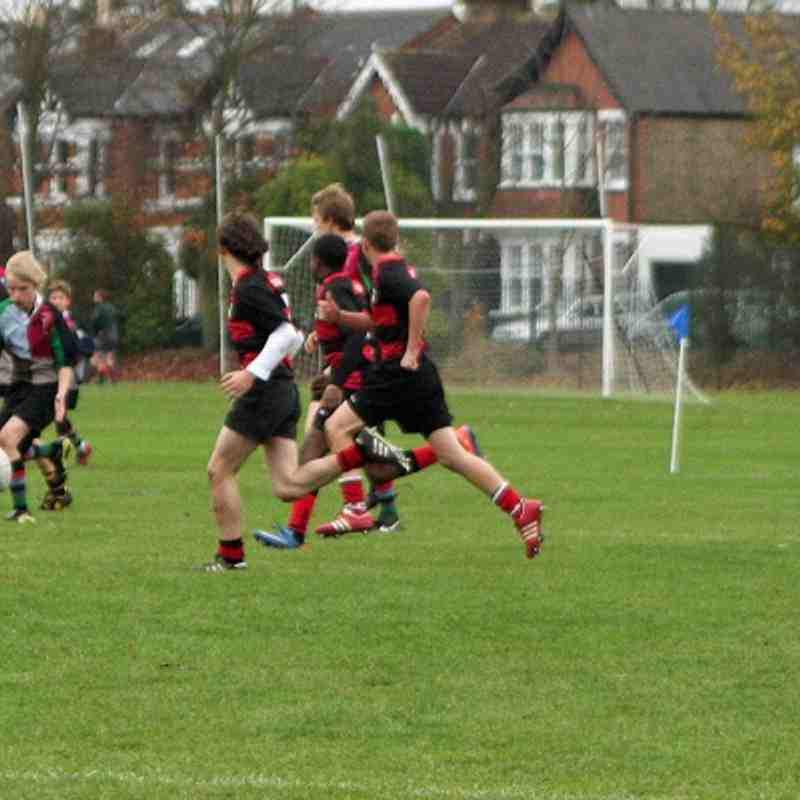 Quins U15 vs Twickenham B