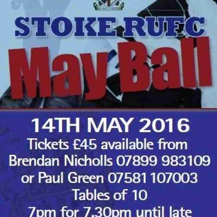 Rugby Club May Ball