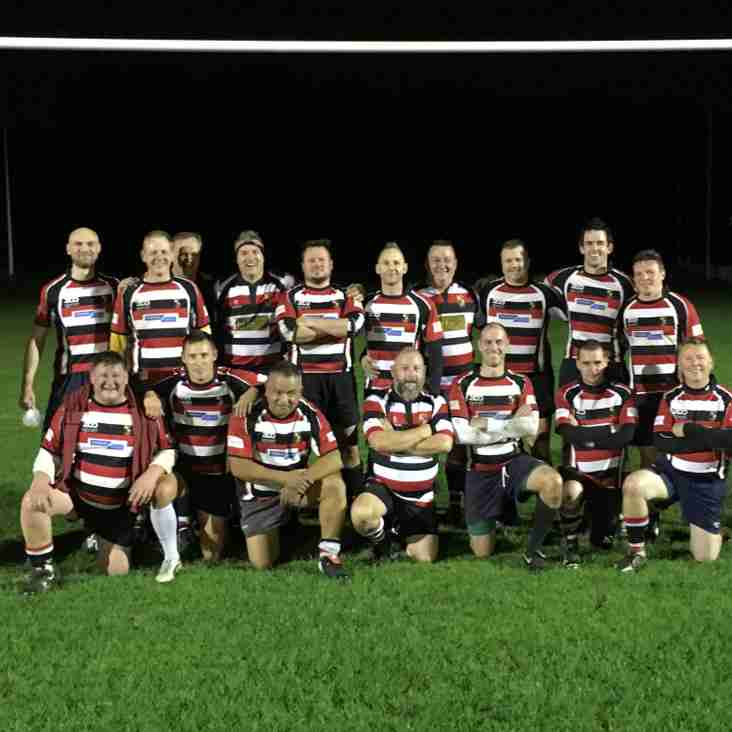 Vets Rugby - Want to get back into rugby or start a new sport?