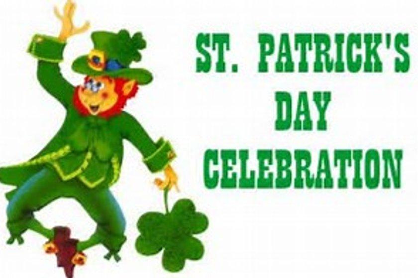 Celebrate St Patricks Day