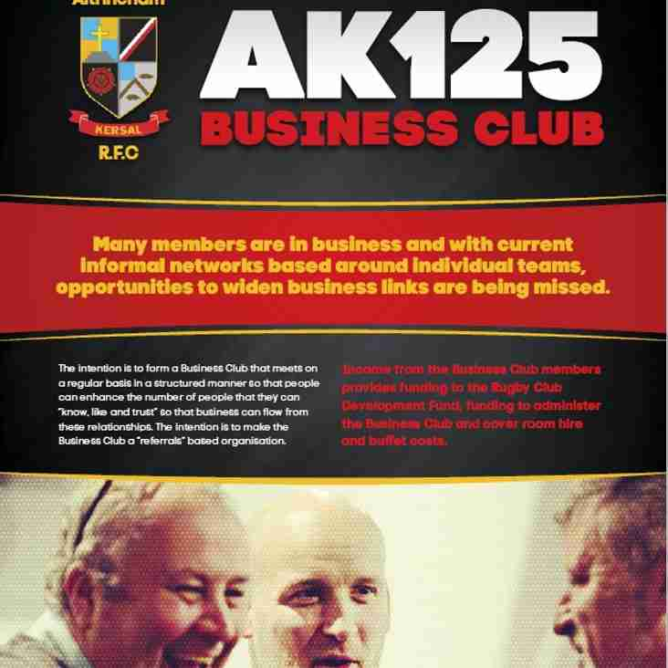 New Year New Start AK125 Business Club