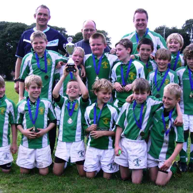 U10;s Victory at Chi done by 2