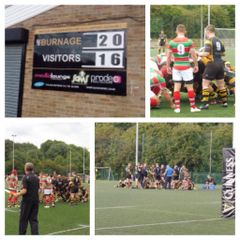 Burnage v Warrington