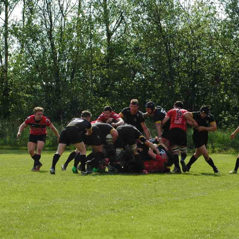 Burnage vs Broughton Park - Lancashire Trophy Final
