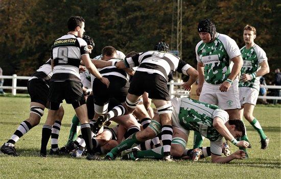 Horsham v Pulborough. 1st team 28/10/17