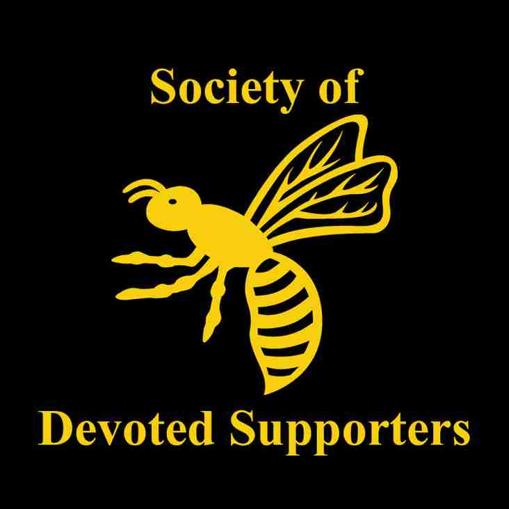 The  Society  of  Devoted  Supporters  Returns  Home!
