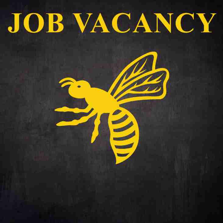 JOB VACANCY: Assistant Groundsman