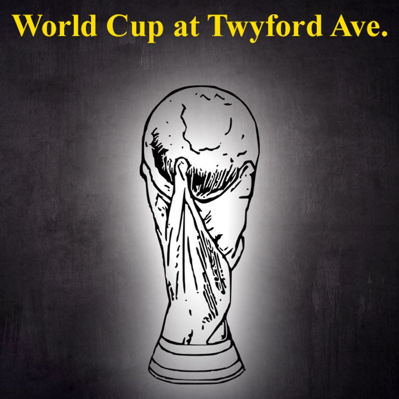 Football invades Twyford