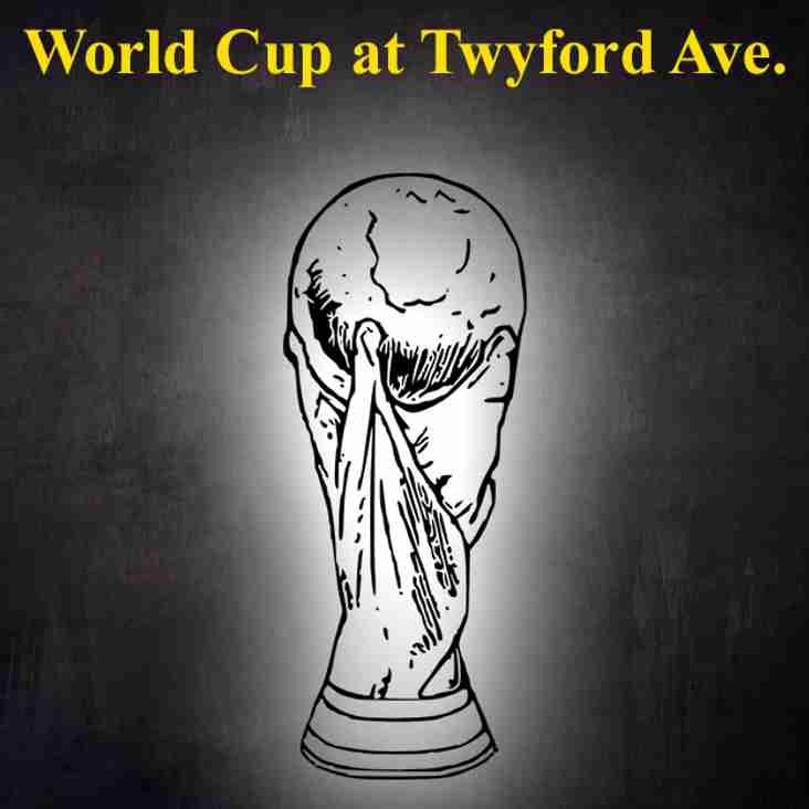 Football invades Twyford