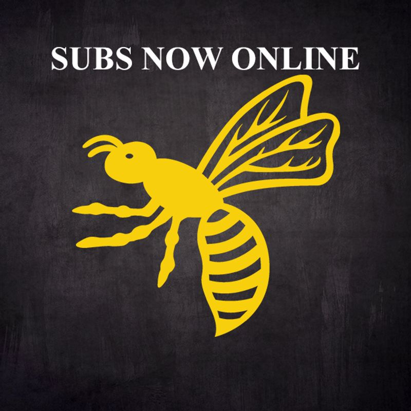 Subs now avaliable online