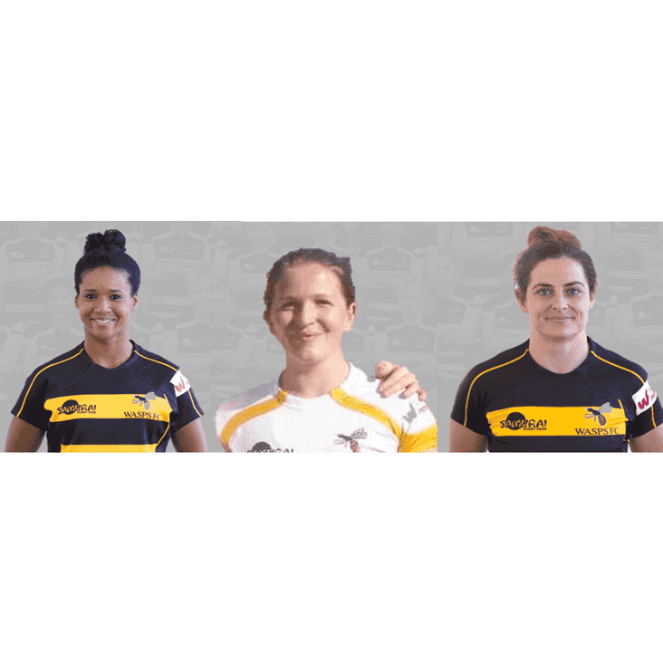 Wasps FC Ladies attract players from around the world!