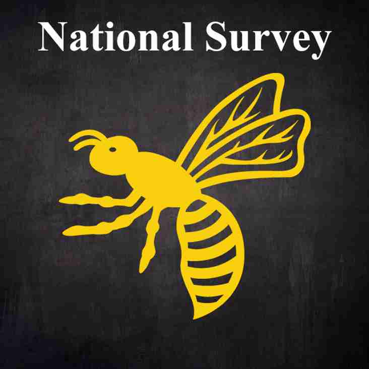 National Survey is LIVE