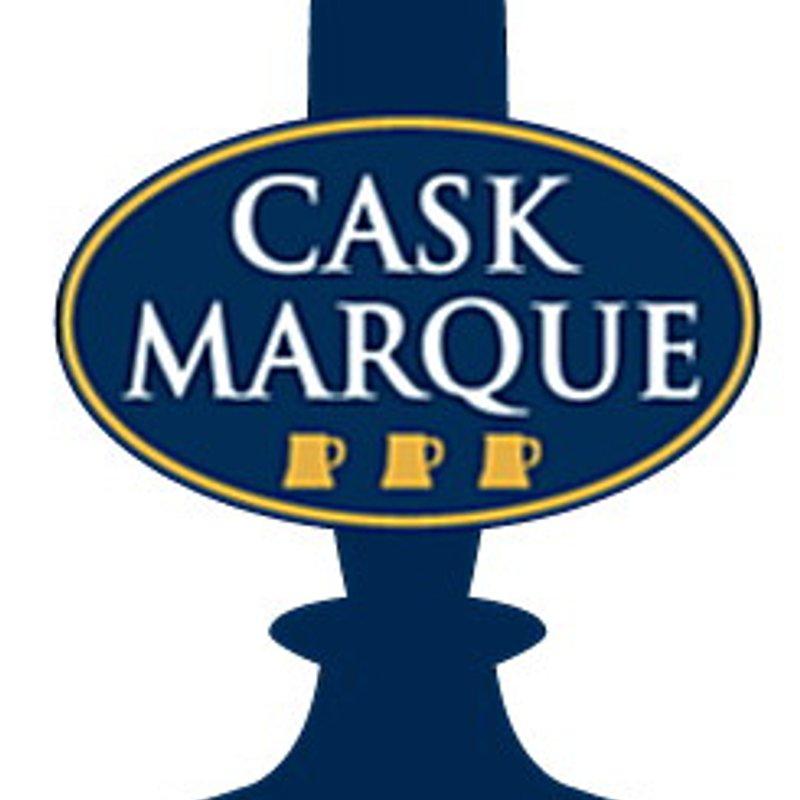 Keynsham rfc awarded The Cask Marque Award