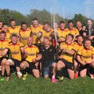 Keynsham RFC 1st team   are promoted to South West 1