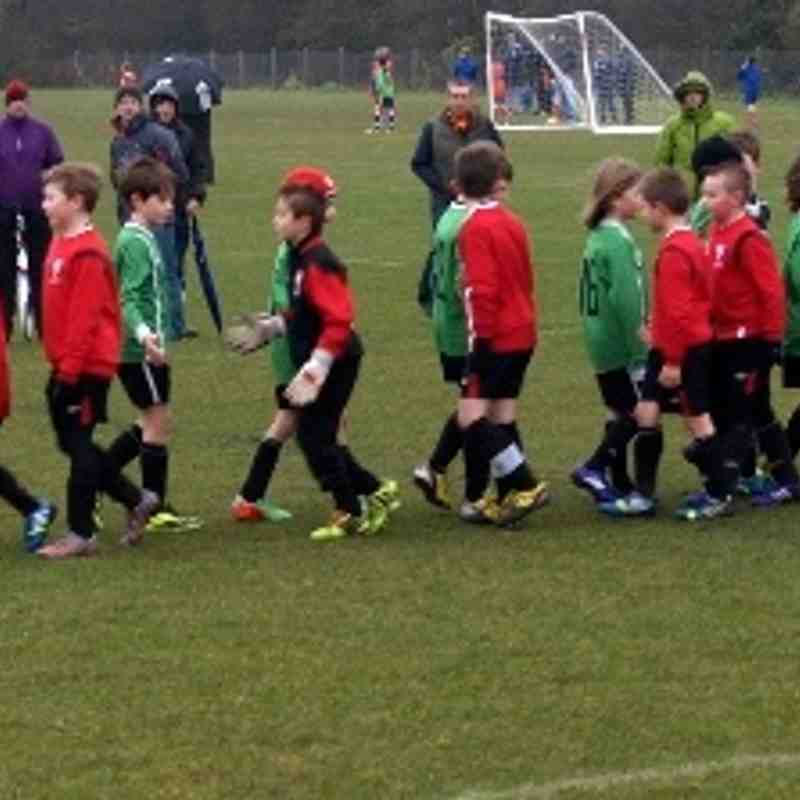 2005 Rovers vs Holywood Colts 29th March 2014