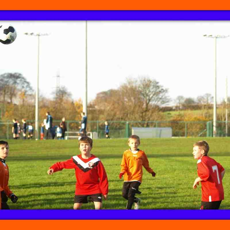 2005 Rovers Vs Lisburn Youth 22nd November 2014