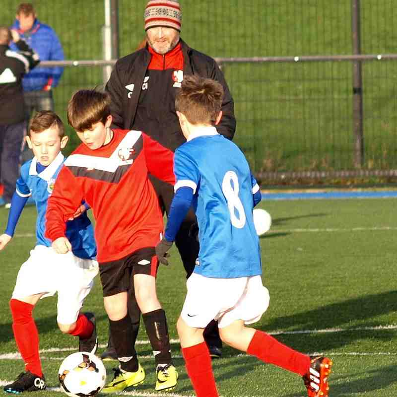 2005 Rovers Vs Linfield 13th December 2014