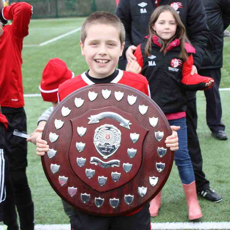 2005 Rovers Win Shield 2nd January 2016