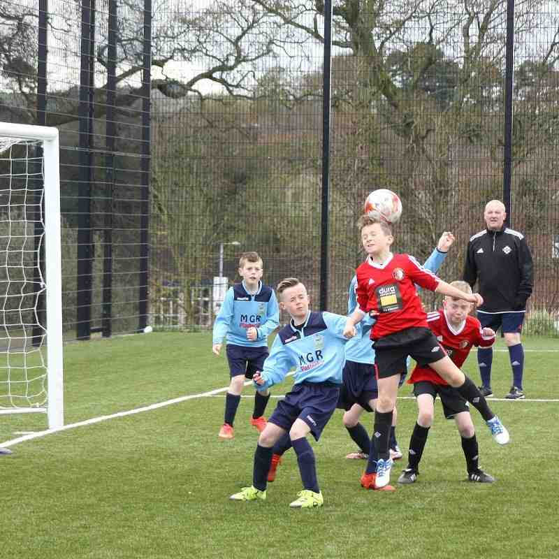 2005 Rovers Vs Ards Rangers 16th April 2016