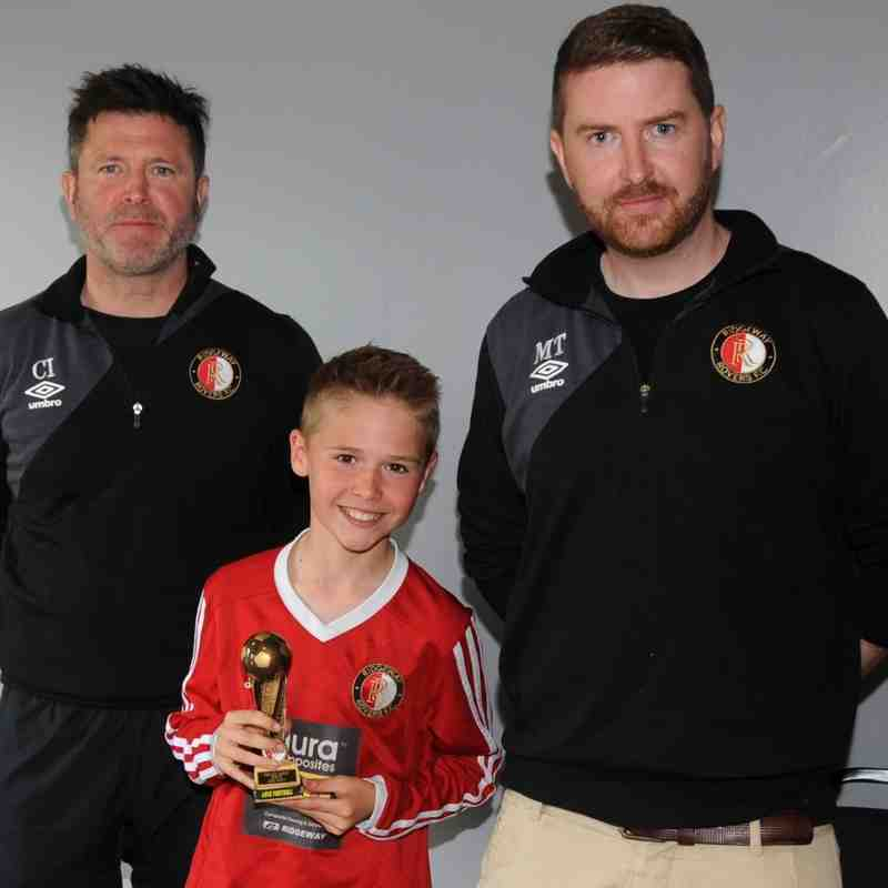 Ridgeway U11 Awards 21st May 2016
