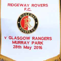 Ridgeway U11s at Murray Park Glasgow 28th May 2016