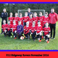 2005 Rovers (2) Vs Bangor (1)  5th November 2016