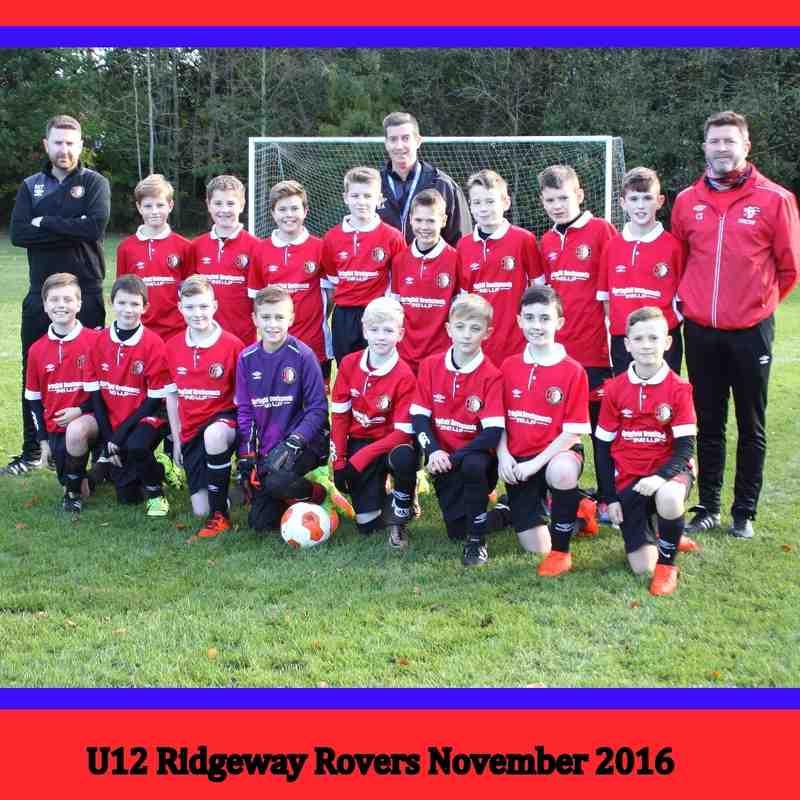 2005 Rovers (2) Vs Bangor (1)  5th November 2016