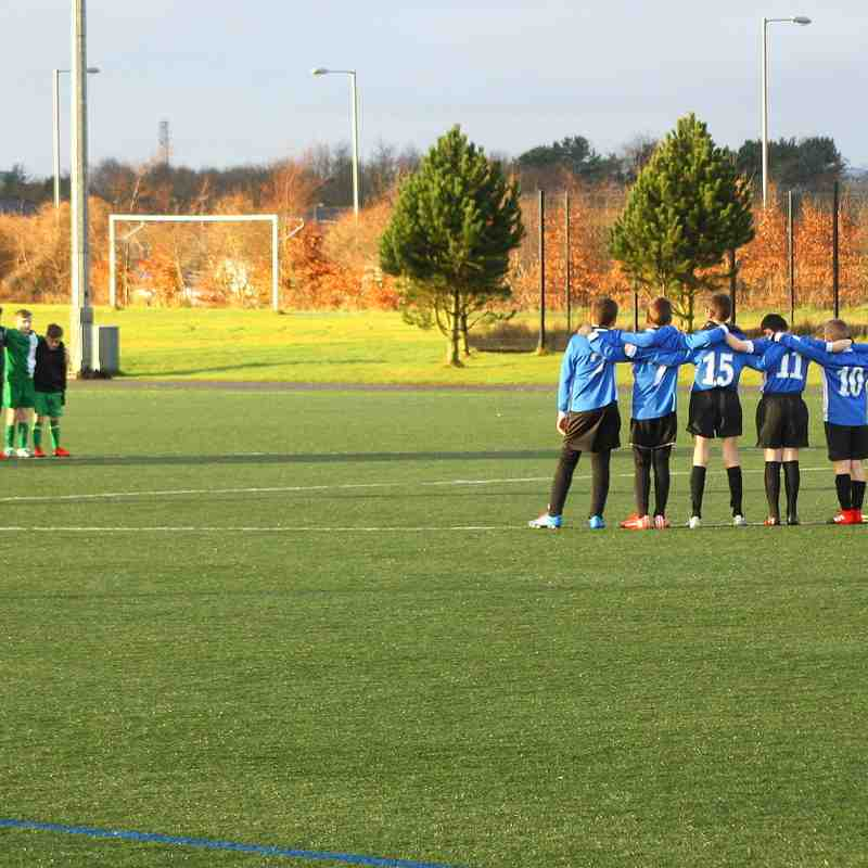 2005 Rovers (2) Vs Foyle Harps (0) 7th January 2017