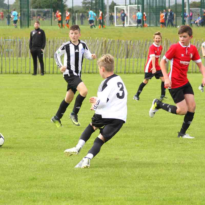 2005 Rovers Vs Ballymoney 19th August 2017